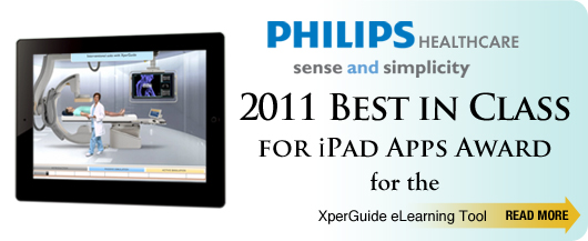 2011 Best in Class for iPad Apps Award